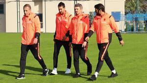 Trabzonsporda BB Erzurumspor hazırlıkları Alt yapıya gönderilen gençler geri döndü...
