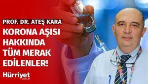 Korona Aşısı Bulundu Peki Şimdi Neler Olacak Prof. Dr. Ateş Kara Anlatıyor...