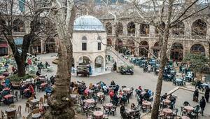 Bursayı kuşatan 700 yıllık zenginlik: Tarihi Çarşı ve Hanlar Bölgesi