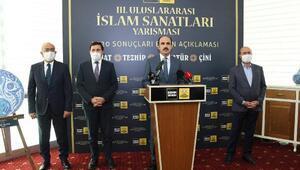 3üncü Uluslararası İslam Sanatları Yarışması'nın kazananları belli oldu