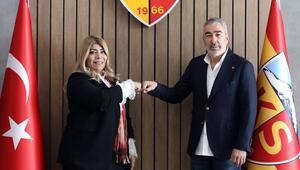 Son dakika | Samet Aybaba, Kayserisporla sözleşme imzaladı