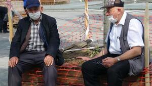 Boluda 65 yaş üstü vatandaşlara sokağa çıkma kısıtlaması