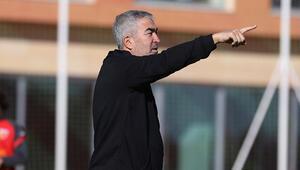 Kayserisporda Galatasaray maçı hazırlıkları devam ediyor