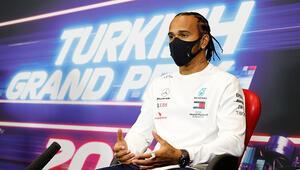 Mercedesin Büyük Britanyalı sürücüsü Lewis Hamilton: Kazanmak için elimizden geleni yapacağız