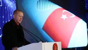 Cumhurbaşkanı Erdoğan, Aselsan ve Roketsan Yeni Sistem Tanıtımlarını gerçekleştirdi