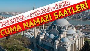 Cuma namazı saatleri: 13 Kasım cuma namazı saat kaçta İşte Diyanet İstanbul Ankara İzmir ve il il cuma namazı vakitleri