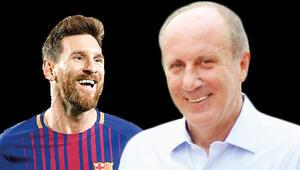 Muharrem İnce: Messi'ydim, penaltı kaçırınca futbolu bırak dediler