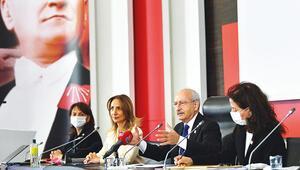 Kılıçdaroğlu kadınlara seslendi: Bütün kadınlar, birleşin