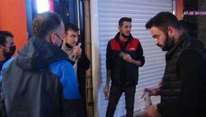 Emniyet Müdürü sivil kıyafetle denetime çıktı 23 kişiye ceza yazdı
