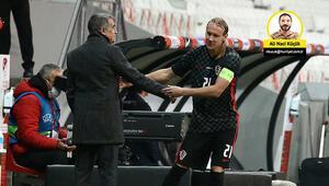 Son Dakika Haberi | Türkiye-Hırvatistan maçı sonrası soyunma odasında koronavirüs paniği