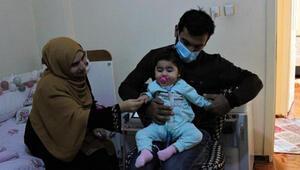 SMA hastası Rümeysa bebek için kritik 53 gün