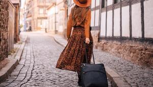 Kısa bir yolculuk için bavul  hazırlama önerileri