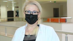 Koronavirüsü yenen doktor ilk kez yaşadım diyerek anlattı