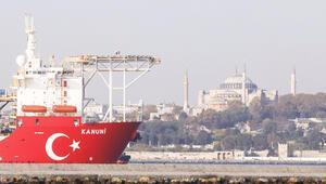 Son dakika... Bakan Dönmez açıkladı Akdenizdeki sondajda önemli gelişme