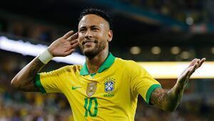 Son dakika | Neymar, Brezilya Milli Takımının aday kadrosundan çıkarıldı