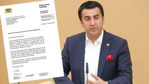 Arif Taşdelen'den Bavyera İçişleri Bakanı'na mektup: Camilerimizi koruyun