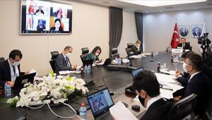 Bakan Selçuk, 13 yabancı mevkidaşıyla toplantı yaptı
