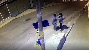 Ankarada çocuğun telefonunu gasbeden şüpheli, tutuklandı