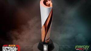 İstanbula özel Formula 1 kupası