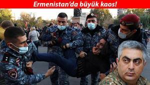 Son dakika haberi: Paşinyan itiraf etti.. Ermenistanda kaos devam ediyor.. Savunma Bakanlığında istifa..