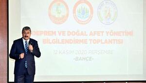 Osmaniyede tehlikeli binalar yıkılacak
