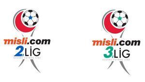 Misli.com 2. Lig ve Misli.com 3. Ligde haftanın programı 44 maç...
