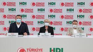 Türkiye Basketbol Federasyonuna yeni sponsor: HDI Sigorta