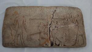 Diyarbakırda ele geçirildi Eski Mısır dönemine ait, 1 milyon lira değerinde...