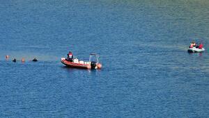 Tuncelide Gülistan Doku için baraj gölünün yüzde 80'i tarandı, 163 saat dalış yapıldı