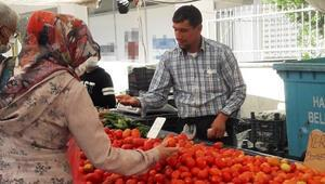 Şanlıurfa'da pazar yerlerinde korona denetimi