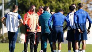 Trabzonsporda BB Erzurumspor hazırlıkları sürüyor