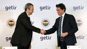 Fenerbahçenin zaman sponsoru Getir oldu