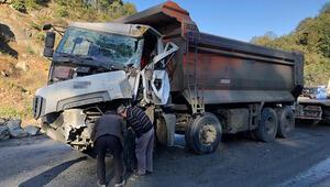 Rizede trafik kazası: 1 ölü