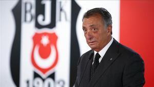 Beşiktaş Başkanı Ahmet Nur Çebi, TFFye seslendi: Ligler bitmez