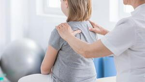 Hareketsizlik çocuklarda bel ve sırt ağrılarına neden oluyor