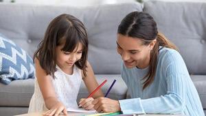 Çocuklarınız evde sıkılmasın İşte birbirinden eğlenceli aktiviteler...