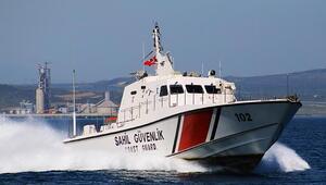 Marmariste mahsur kalan 5 sığınmacı kurtarıldı
