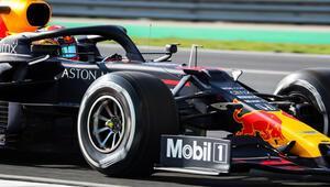 Formula 1 Türkiye Grand Prixsinde ikinci antrenman turları tamamlandı