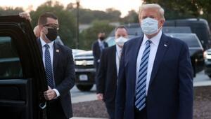 Son dakika haberi: ABD seçimlerini kaybeden Donald Trumpı koruyan 130 Gizli Servis çalışanı koronavirüse yakalandı