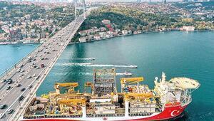 'Kanuni', Karadeniz'e uğurlandı