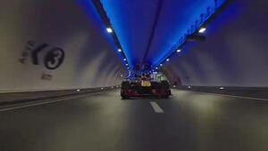 Son Dakika Haberi | Vali Yerlikaya paylaştı Avrasya Tünelinde tarihi anlar