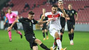 Ümit Milli Takım, Avusturya'yı 3-2 mağlup etti