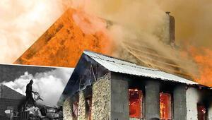 Son Dakika haberi: Ermenistandan şok görüntüler Evleri ateşe vermeye başladılar