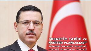 Kırklareli Üniversitesinde ilk dersi Sayıştay Başkanı verecek