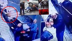 Son dakika haberler: İstanbulun göbeğinde dehşet Balkondan sepetle sarkıtılan silahlarla saldırdılar