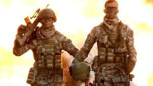 MSBden Azerbaycan ordusuna ithafen özel klip