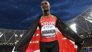 Kenyalı atlet Elijah Manangoiye 2 yıl men cezası