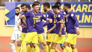 Eyüpspor galibiyet serisini 7 maça çıkardı (TFF 2. Lig Kırmızı Grup maç sonuçları)