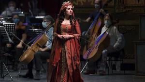 238 yıllık Saraydan Kız Kaçırma operası Kovid-19a göre yeniden kurgulandı