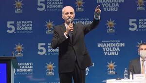 Numan Kurtulmuş: Türkiyenin önünü kesmeye çalışıyorlar